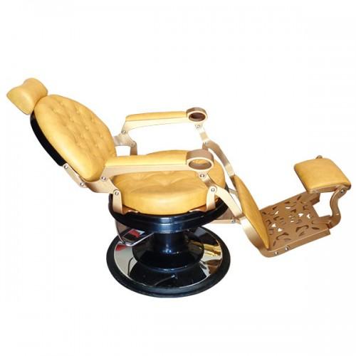 Атрактивен и комфортен бръснарски стол – Модел BO51