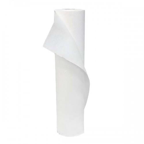 Бели хартиени чаршафи SA117 от два пласта - 68 см