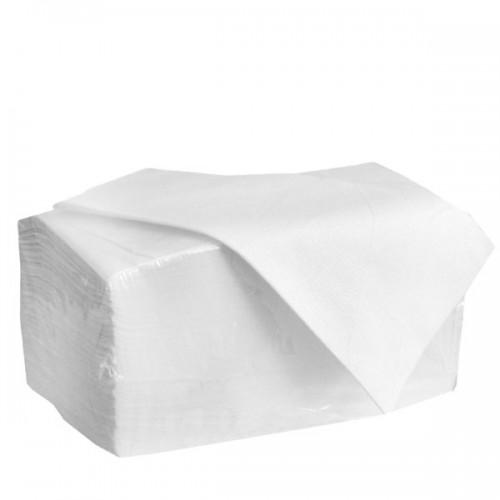 Двупластови фризьорски кърпи по технологията Аir-laid, 100бр.