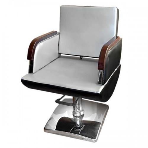 Модерен и качествен фризьорски стол М3926