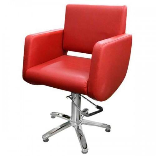Класически професионален фризьорски стол 5013