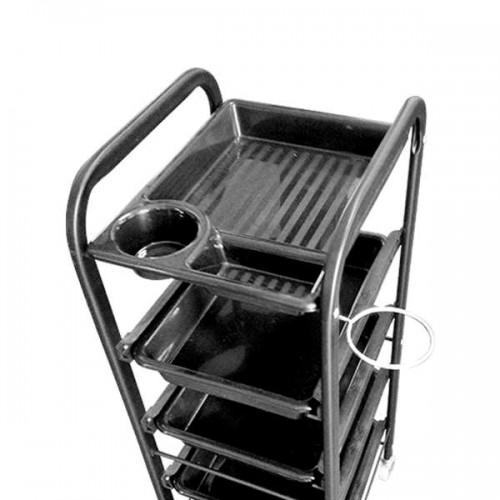 Фризьорска количка с 4 чекмеджета - Модел 305