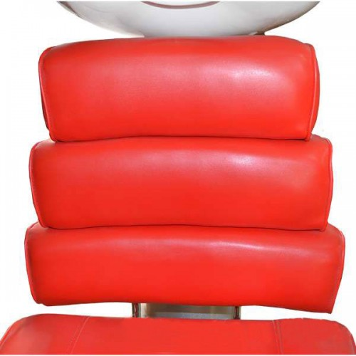 Измивна колона в червен цвят - 3530В