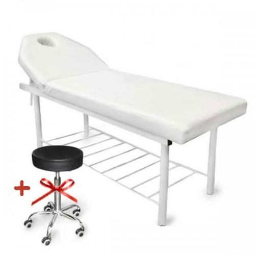 Козметично легло, модел KL 260 + ПОДАРЪК работна табуретка