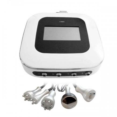 Функционален козметичен уред B-8801 – Мултиполярен RF + Вакуум и Кавитация