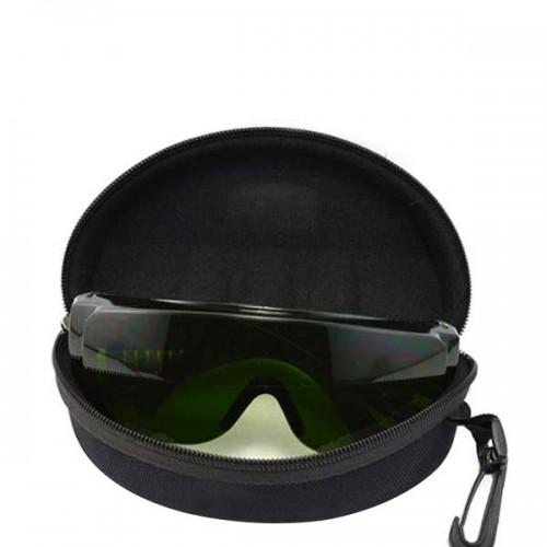 Очила за работа с IPL уреди с несесер и почистваща кърпичка
