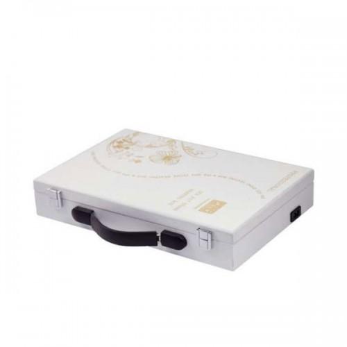 Нагревател - куфарче за вулканични масажни камъни – Модел 5506