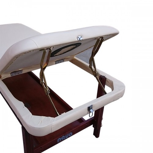 Масажно легло – стационарна кушетка NV39 plus