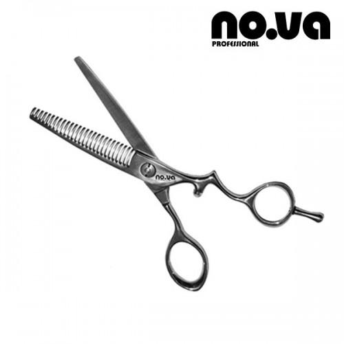 ПРОФЕСИОНАЛНА ФИЛАЖНА фризьорска ножица NO.VA professional XB6027