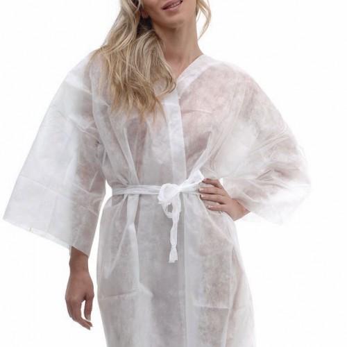 Еднократно кимоно от нетъкан текстил