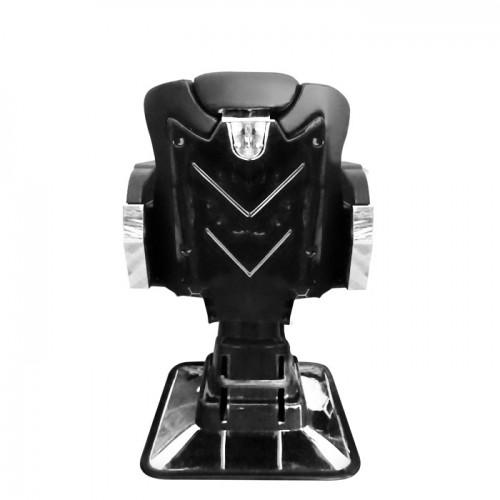 Елегантен бръснарски стол с удобни подлакътници - N1005