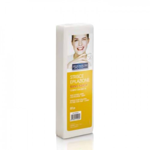 Нарязани ленти за кола маска х 100 броя Xanitalia Premium Yellow