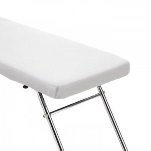 Полипропиленови еднократни чаршафи за масажно легло с ластик - 10 броя