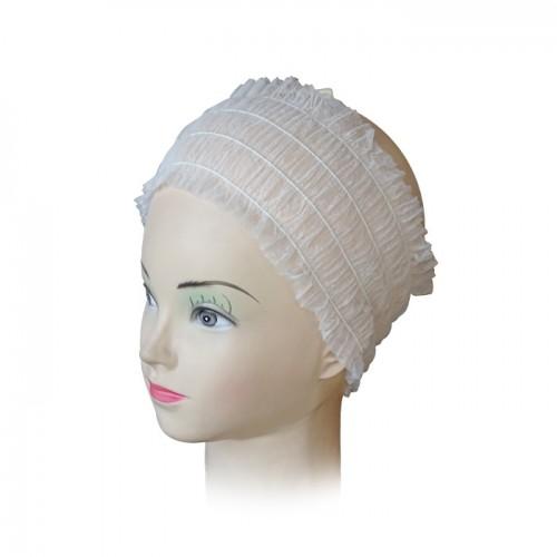 Еднократни ленти за коса от нетъкан текстил Softcare - 100 бр.