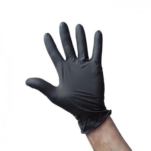 Eднократни ръкавици от нитрил, 40 броя