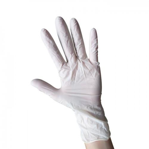 Eднократни ръкавици от латекс, 100 броя