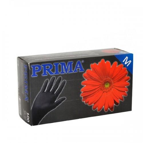 Ръкавици Нитрил, Черни, 100 броя