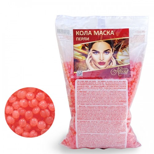 Кола маска на перли Bon Amour Crystal Orange 800g - без колофон