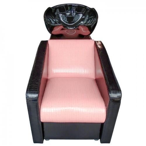 Измивна колона с луксозен дизайн М9090, Розово-Черна