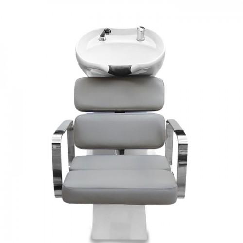 Измивна колона в сив цвят IM217