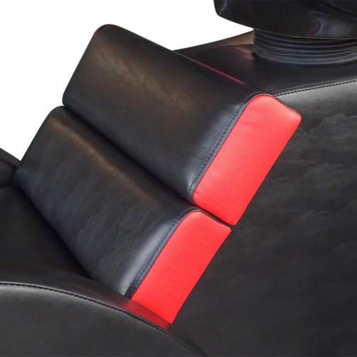 Измивна колона с елегантен дизайн - FO22, черно-червена
