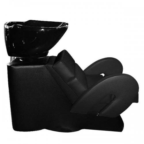 Измивна колона с елегантен дизайн - FO22, черна