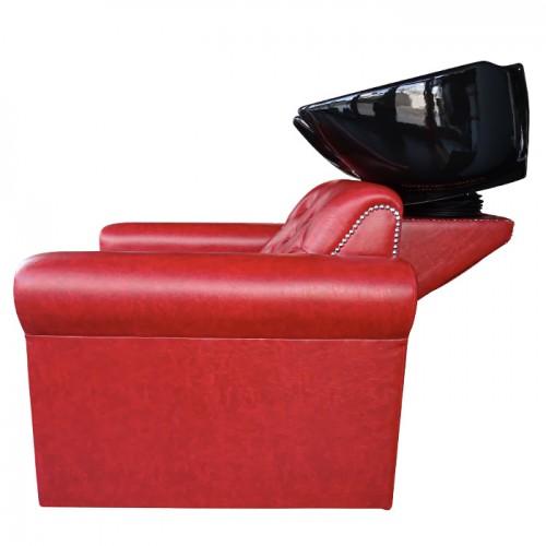 Измивна колона с луксозен дизайн M315, Червена