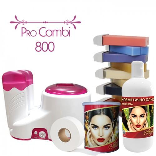 Промо пакет за кола маска процедури Pro Combi 800