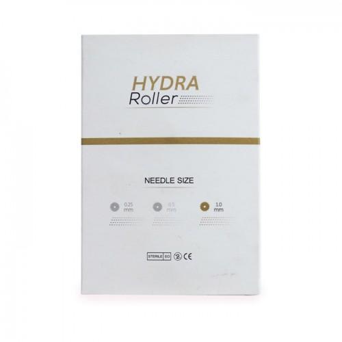 Козметичен уред Hydra roller за микроиглена терапия на лице