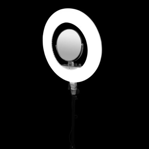LED ринг лампа за грим и снимки