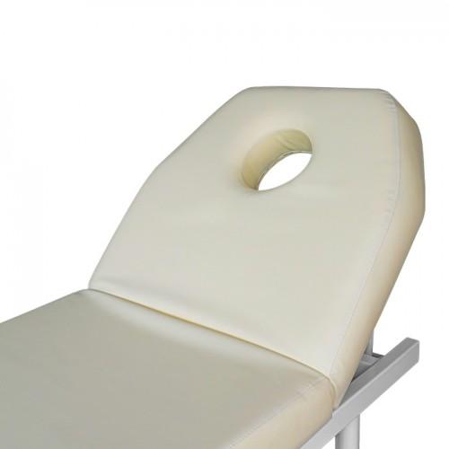 Комбинирано легло за масаж и козметика KL260, ширина 60 см, Бежово