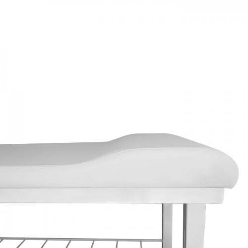 Професионална кушетка за масаж и козметика KL280 ширина 70 см