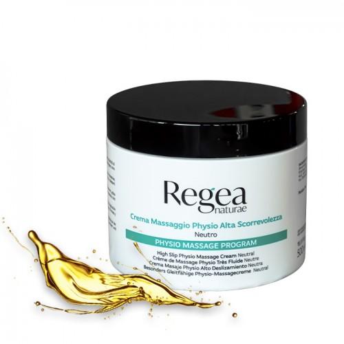 Неутрален масажен крем Regea