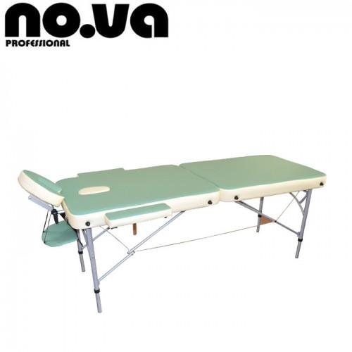Алуминиева масажна кушетка NO.VA Aero DeLux NV20