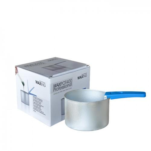 Термоустойчив съд за разтапяне на дискове и перли WAXPOT400