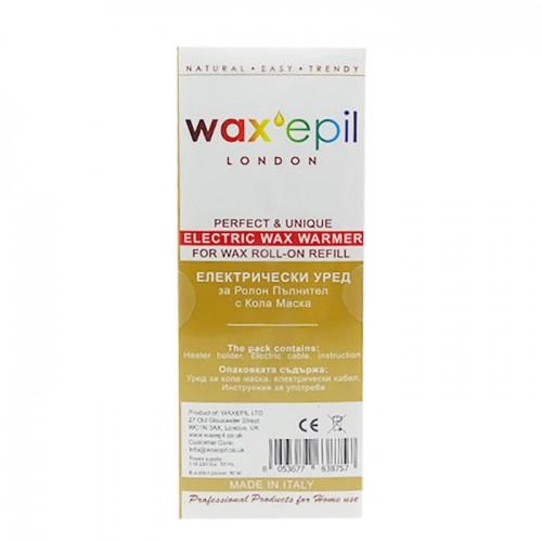 WaxEpil розов нагревател 30W за кола маска патрон 100 мл