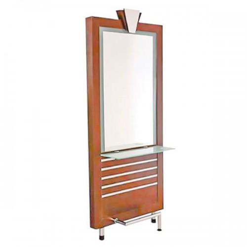 Фризьорско огледало с класическа визия модел М18