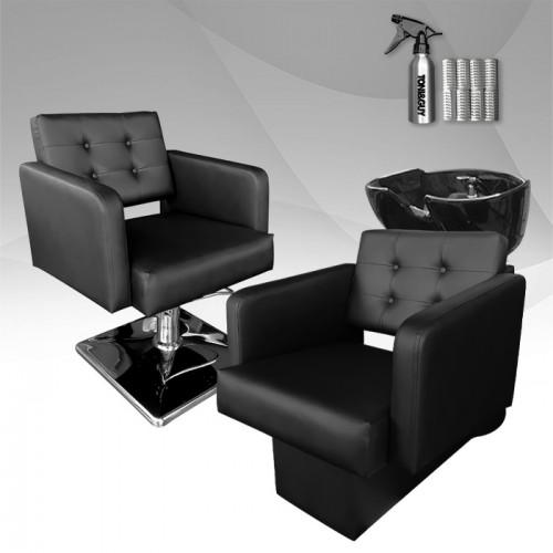 Комплект оборудване за фризьорски салон модел NRP620