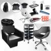 Професионален фризьорски комплект с включени подаръци Full Start