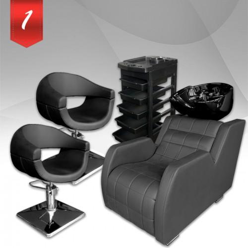 Пакет с фризьорско оборудване – LeonaR