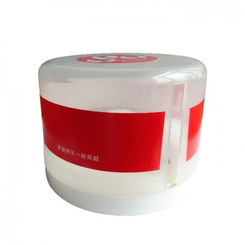 Кутия за съхранение на фризьорски ленти за врат модел ML01