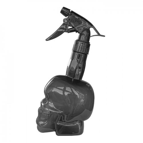 Спрей бутилка за фризьорски или бръснарски салон Grey Skull