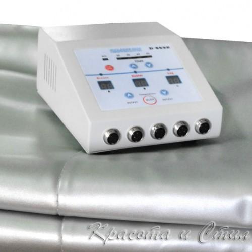 Инфрачервено термоодеяло с 2 зони на нагряване - Модел 669B